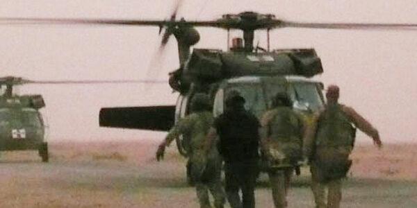helicopterdesert